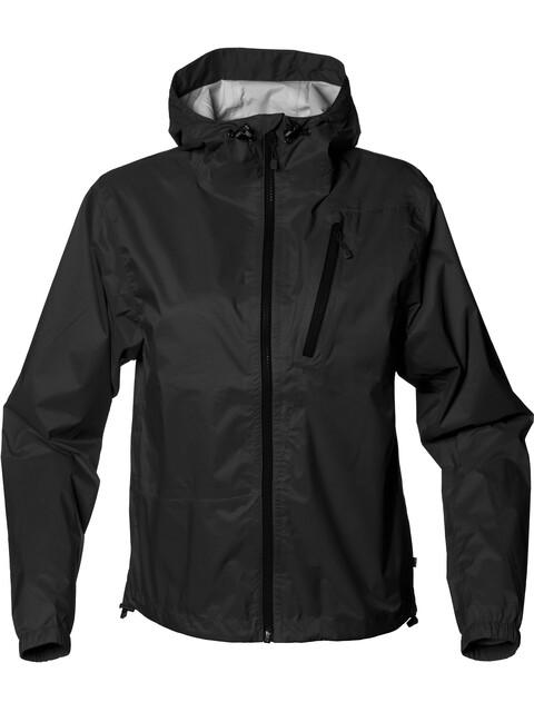 Isbjörn Light Weight Rain Jacket Unisex Black